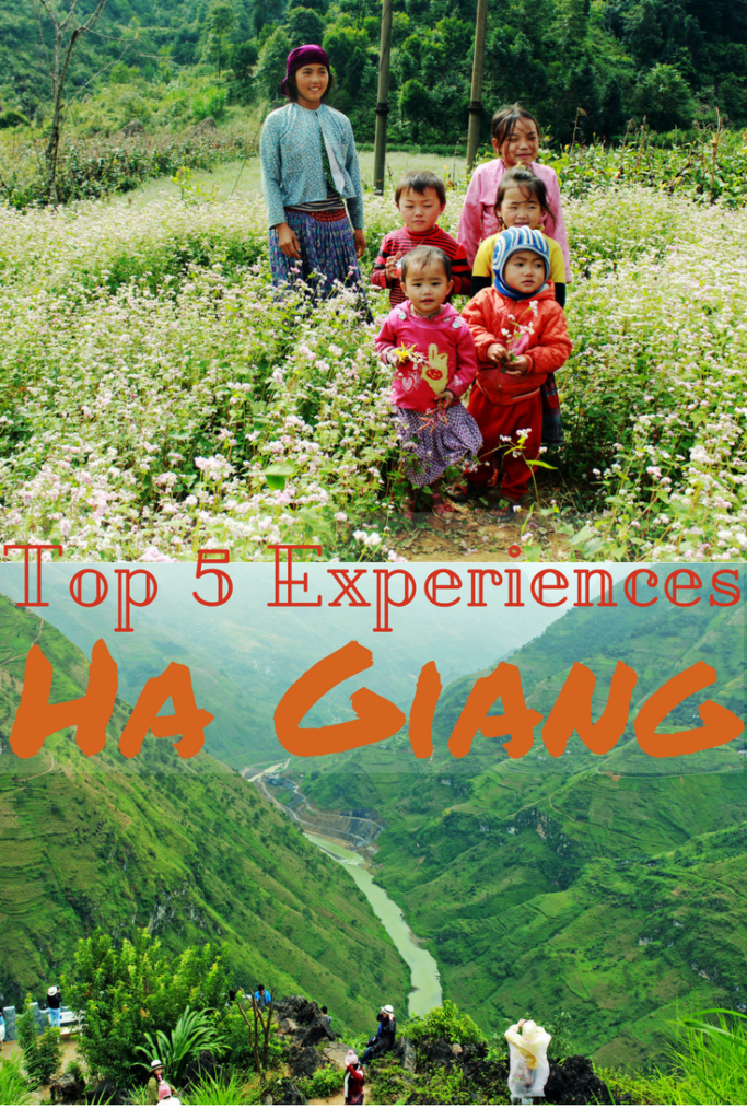 Ha Giang Vietnam Off the beaten track