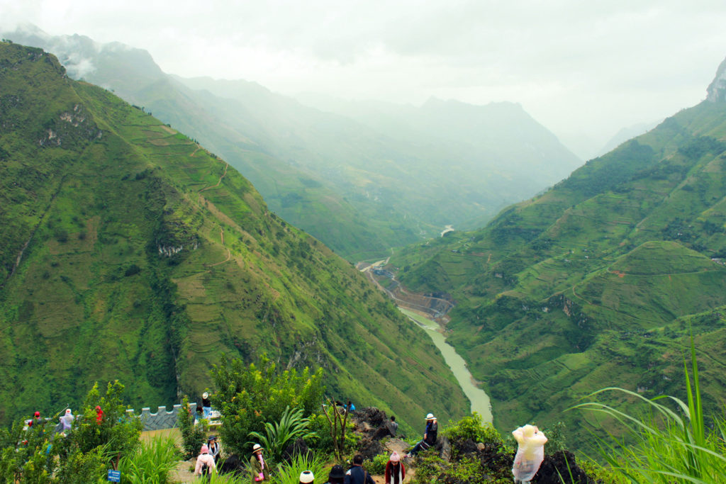 Ma Pi Leng Ha Giang Vietnam Off the Beaten Track