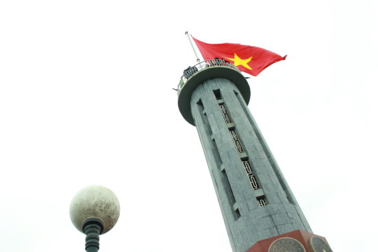 Lung Cu Flag Tower Ha Giang Vietnam Off the Beaten Track