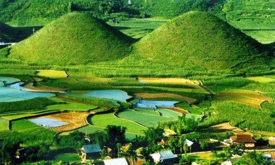 Quan Ba Twin Mountains Ha Giang Vietnam Off the Beaten Track