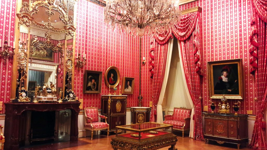 The Wallace Collection - London Budget Trip - 14 free attractions London detailed reviews