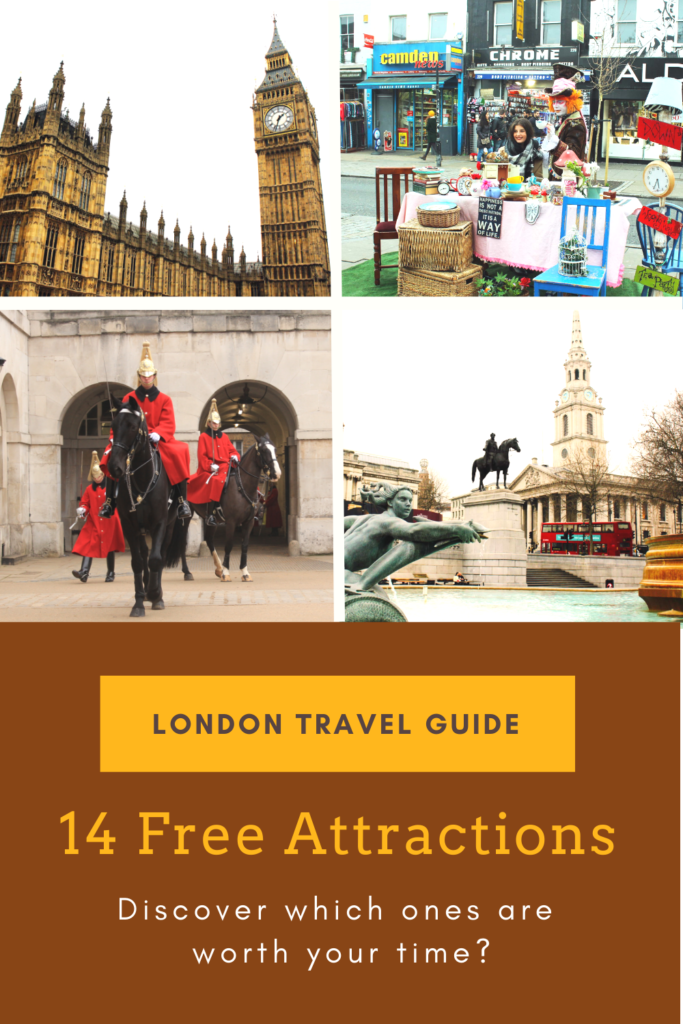 14 Free Attractions in London Review