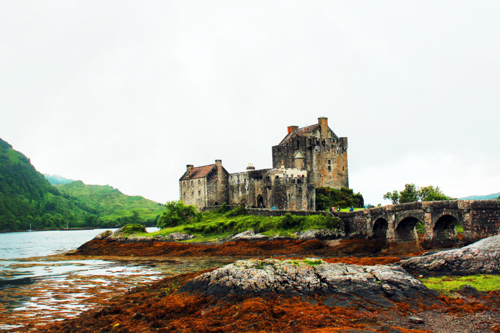 Eileen Donan Castle - One day Scottish Highland tour from Inverness
