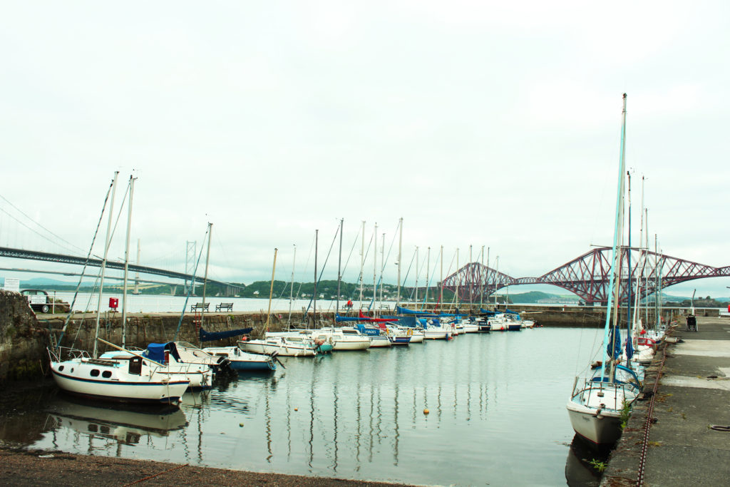 Hawes Pier South Queensferry half day trip from Edinburgh