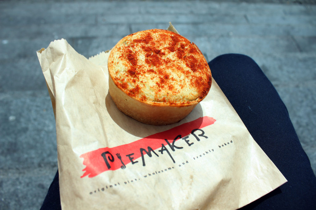 Scottish Pie from Pie Maker Edinburgh