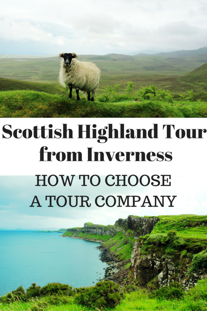 One day Scottish Highland Tour from Inverness