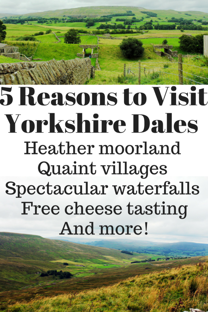 5 Reasons to Visit Yorkshire Dales | Review of my Yorkshire Dales Tour