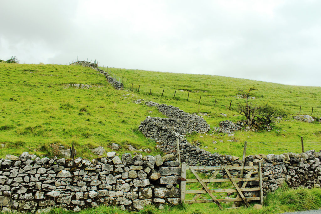 Landscape of Yorkshire Dales Tour