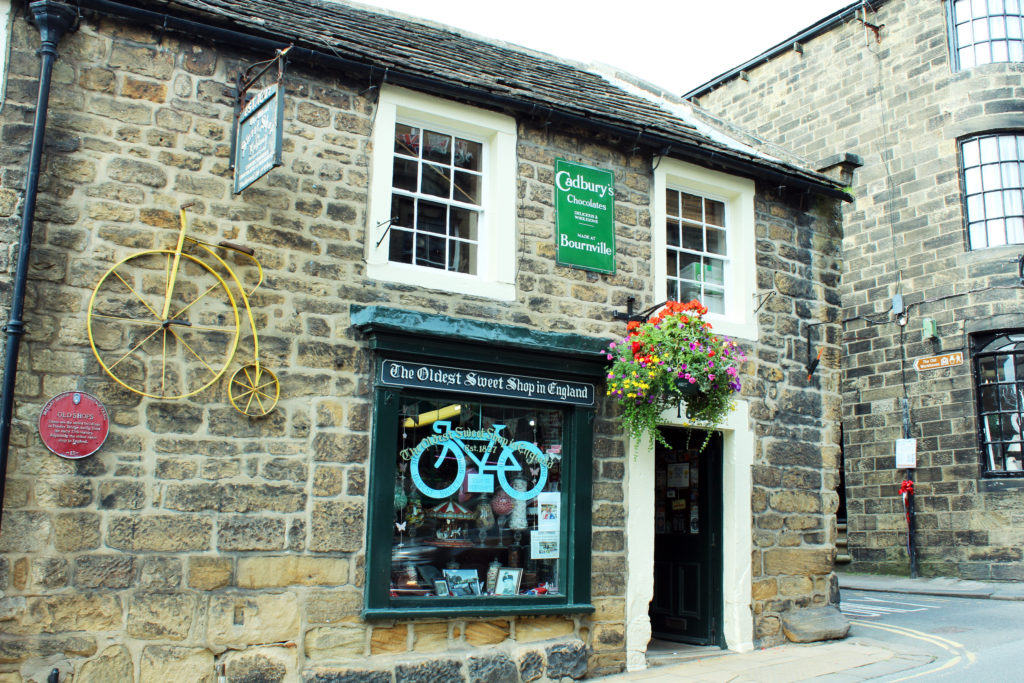 The oldest sweet shop in the world | Pateley Bridge | Yorkshire Dales Tour