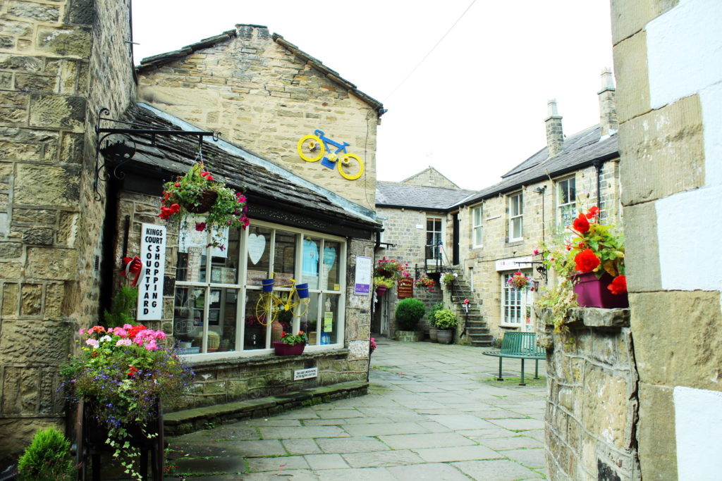 Beautiful alleys in Pateley Bridge | Yorkshire Dales Tour