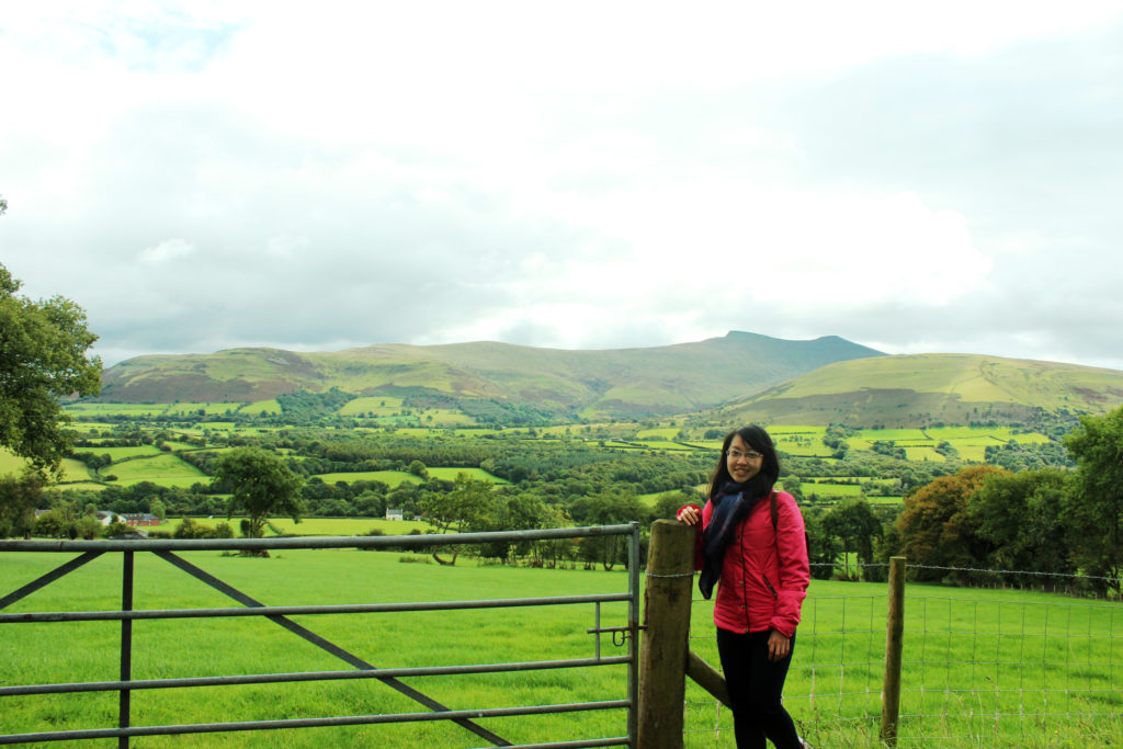 Scenery of Brecon Beacons | A day trip to Brecon Beacons from Cardiff