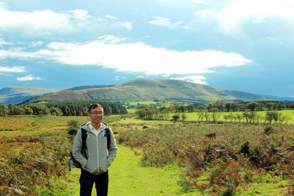 Amazing landscape | Day trip to Brecon Beacons from Cardiff