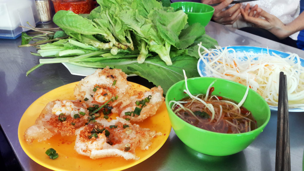 Banh Khot - Vung Tau's Speciality