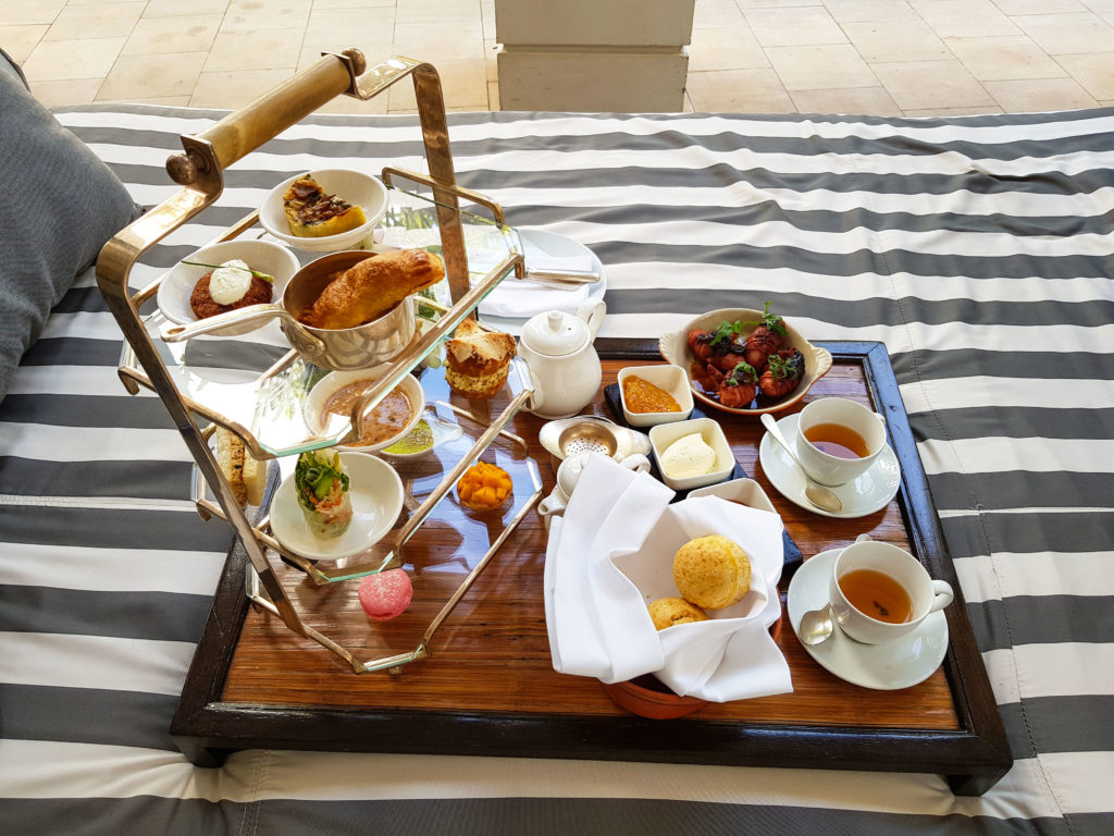 Afternoon Tea at Park Hyatt Siem Reap