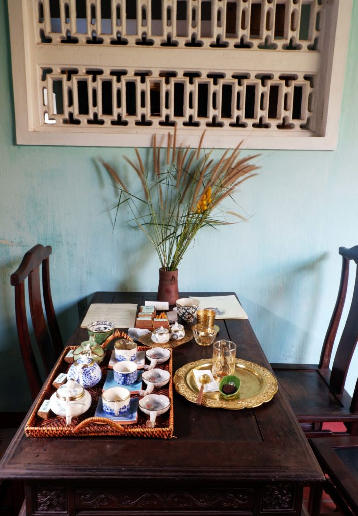 A peaceful tea experience amid Hoi An
