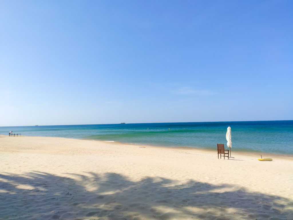 The beach at Vinpearl Resort & Golf Phu Quoc